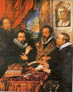 Четыре философа / худ. П. Рубенс