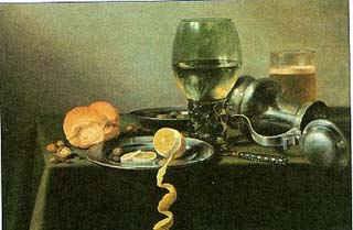 Завтрак / худ. Р. Клас