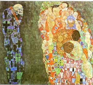 Смерть и жизнь / худ. Г. Климт