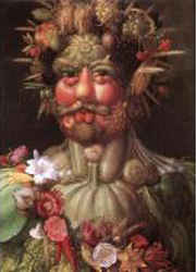Портрет Рудольфа II / худ. Д.Арчимбольдо