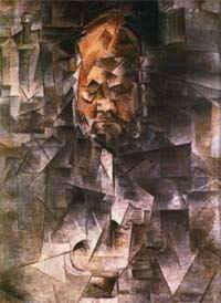 Портрет Воллара / худ. П.Пикассо