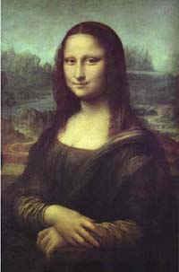 Джоконда / худ.Леонардо да Винчи